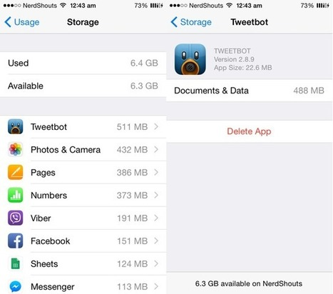 How To Remove Other Data from iPhone / iPad (GUIDE) | Latest Tech & iOS Gadgets Updates | Scoop.it