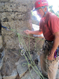 American Alpine Institute - Climbing Blog: Extending the Anchor | Belay Stations | Scoop.it
