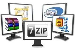 7 Alternativas gratuitas a WinRAR y WinZIP | El Aula Virtual | Scoop.it