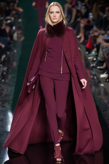Elie Saab Fall-Winter 2014-2015 Fashion Trends | G3 & ME:  Lifestyle of the Glitzy-Glam Girl | Scoop.it