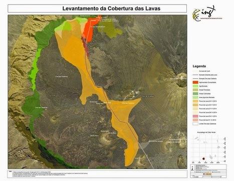 Natural Hazards, GIS and Disaster Management: Fogo Eruption | Geomatics | Scoop.it