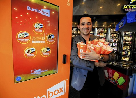 Vending machines going gourmet for upscale customers | Self-Service and Kiosks by Worldlink | Scoop.it