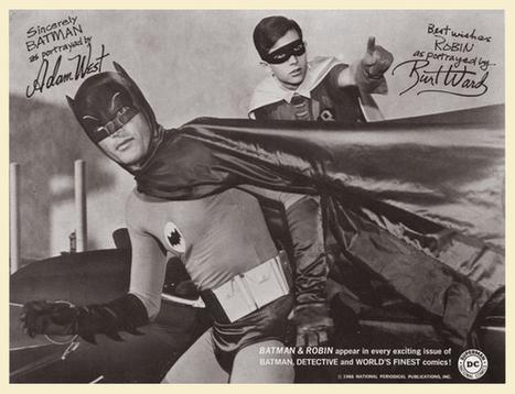 Batman and Robin   VI Geek Zone (GZ)   Scoop.it