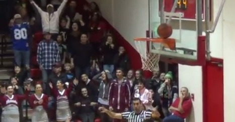 You've Never Seen a Basketball Game End Quite Like This [VIDEO] | miscellaneous | Scoop.it