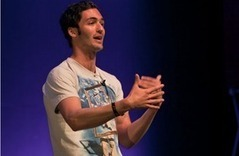 Jason Silva: How Ideas Are Living, Beautiful Beings Of Wonder [Video] | The Creative Process | Scoop.it