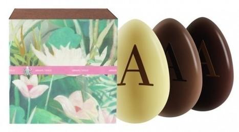 Uova di Pasqua 2014 e altri dolci firmati dai grandi marchi [FOTO] - Stylosophy | Decorazioni dolci | Scoop.it