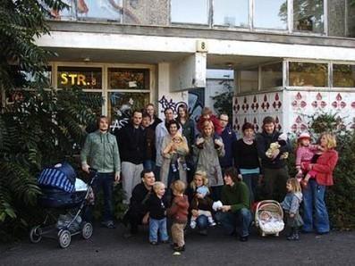 Livable coworking: cohousing cultures | Deskmag | Coworking | #Coworking | Scoop.it