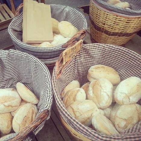 "DivinosSabores on Twitter: ""Pan de centeno, cebolla, nueces, oliva hechos insitu. Mercado Medieval #DivinosSabores #tw http://t.co/nzvOJtTIM1""   Chefs   Scoop.it"
