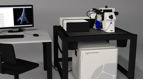 "KIT Spin-off ""Nanoscribe"" Presents High-speed 3D Printer at Photonics West SF 