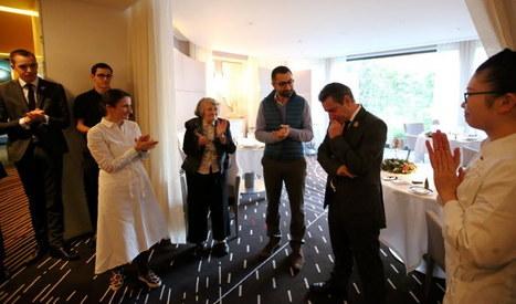 Maison Pic : le Maître sommelier prend sa retraite | Le Vin en Grand - Vivez en Grand ! www.vinengrand.com | Scoop.it