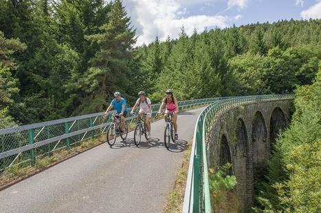 Une Entente intercommunale développe une véloroute nationale  : la Via Fluvia « véloroute entre Loire & Rhône » - Départements & Régions Cyclables   Politiques cyclables des territoires   Scoop.it