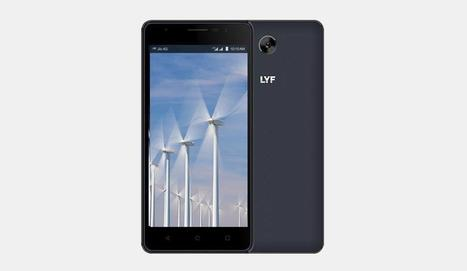 LYF Wind 4S at Rs 7,699 - News Lover | Health Tips | Scoop.it