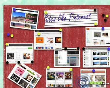 9 Sites Similar To Pinterest - Tech Shout! | Digital Strategies for Social Humans | Scoop.it
