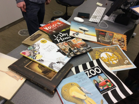 """Do you see what I see?"": How to interpret picture books. 