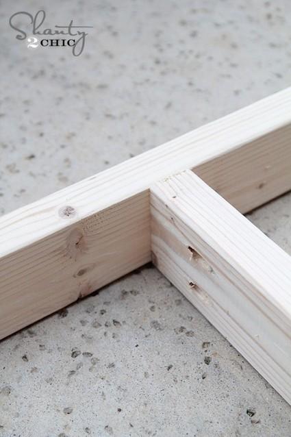 Progetti semplici con il legno fai da te hobb for Piani di garage fai da te