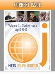 HETS ONLINE JOURNAL - submit an article by Sept. 18, 2013 | Aprendiendo a Distancia | Scoop.it