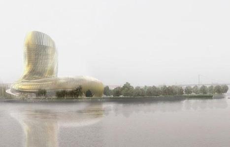 Bordeaux: La cité des civilisations du vin s'appellera finalement cité du vin | Le vin quotidien | Scoop.it
