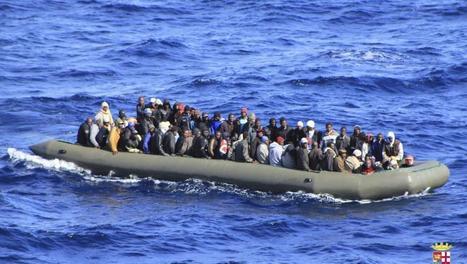 Italie: arrivée massive de migrants, la classe politique s'insurge - RFI   Eddie Constantine   Scoop.it