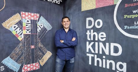 The amazing story behind that KIND bar you're eating | Impact Investing and Inclusive Business | Scoop.it