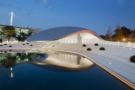 Porsche Pavilion by HENN Architects » CONTEMPORIST | Urbanism 3.0 | Scoop.it
