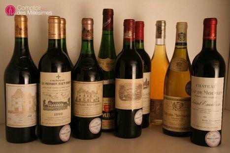 Vins cave Elysée, bouteille de vins cave de l'Élysée, histoire de France en bouteille | Vins Grands Crus et Vieux Millésimes | Scoop.it