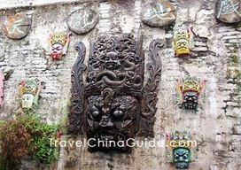Chinese Nuo Drama (Nuo Xi) - Living fossil of Drama | Una mirada occidental-Teatro Chino | Scoop.it