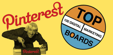 Pinterest: Top 100 Digital Marketing Boards | Content Marketing & Content Curation Tools For Brands | Scoop.it
