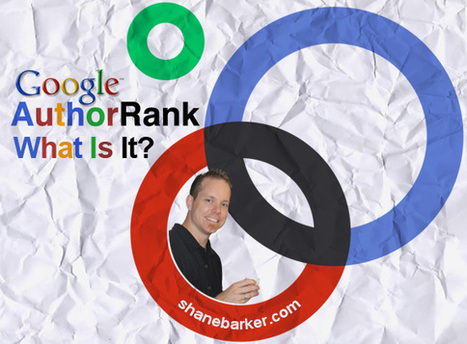 Google Author Rank – What is it?   Education, Eco and Tech Info   Scoop.it