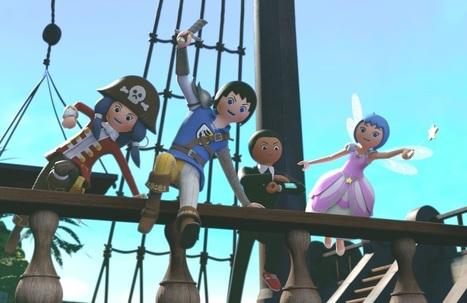 Kidscreen | Playmobil's Super 4 goes global | Super 4, the Playmobil TV-series | Scoop.it