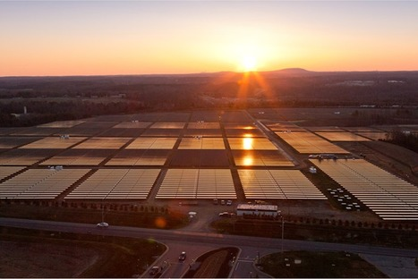 Apple is making so much solar energy, it formed a new company to sell it | Développement durable et efficacité énergétique | Scoop.it