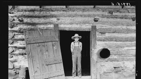 Yale Just Released170,000 Incredible Photos of Depression-Era America | Sociological Imagination | Scoop.it