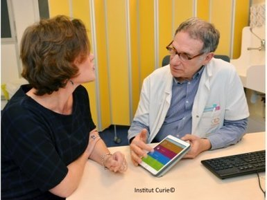 L'institut Curie lance son portail sécurisé et personnalisé pour chaque patient   Santé : patient acteur, patient expert   Scoop.it
