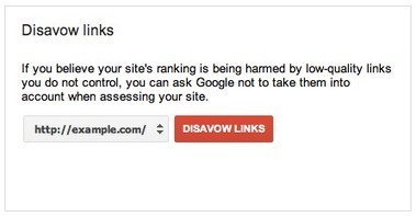 A new tool to disavow links | Time to Learn | Scoop.it