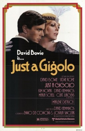 David Bowie's Forgotten, Campy Berlin Gigolo Movie | B-B-B-Bowie | Scoop.it