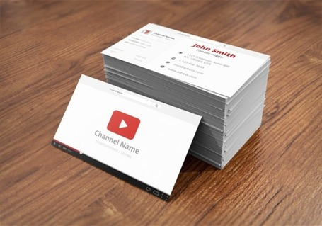 50+ Epic PSD Business Card Template Files | Webdesign Glance | Scoop.it