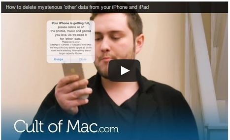 How to reclaim your iPhone's storage space in under 2 minutes - Cult of Mac | Digitales Lernen | Scoop.it