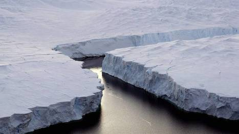 190m tonnes of ice a day has sea rising less than 1mm a year | Water Stewardship | Scoop.it