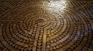 Laberintos en iglesias y catedrales. El laberinto como elemento de peregrinación. | Fuera de las Catacumbas... | Scoop.it
