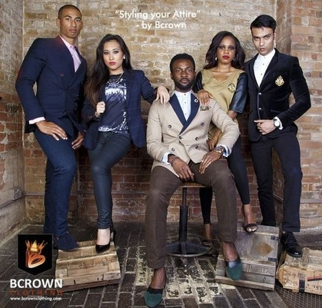 """Premium Rush"" – View the Spring/Summer 2014 Collection from Bespoke Design Label Bcrown 