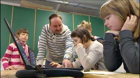 Koulukorjaamon opettaja:<br/>Suomen koulut voisivat siirty&auml; kirjoista tietokoneisiin &ndash; jos haluaisivat | Digital TSL | Scoop.it