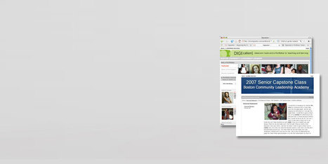 Digication e-Portfolios: Home | Everyday Leadership | Scoop.it