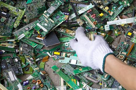 Confirmado!: Oro en basura electrónica supera extracciones mineras | Noticias de ecologia y medio ambiente | Infraestructura Sostenible | Scoop.it