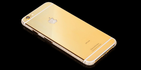 iPhone 6s Hits a New Note with the Goldgenie RockStar | B-Gina™ TechNews Report | Scoop.it