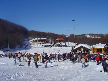 Visit Greece | 3-5 Pigadia ski resort | Greek Holiday | Scoop.it