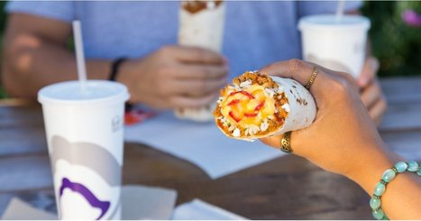 You'll Melt Over Taco Bell's Upgraded Burrito | ♨ Family & Food ♨ | Scoop.it