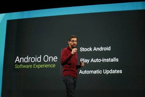Google Android launches Android One Mobiles Phones in India | Android One Mobiles | Android Mobile Phones, Latest Updates on Android, Applications & Techonology | Scoop.it
