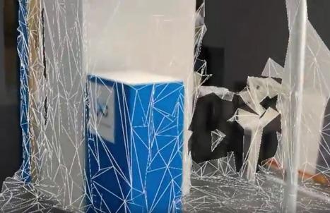 HoloLens : Retour d'expérience sur le développement de RoomManager - Infinite Blogs | News de la semaine .net | Scoop.it