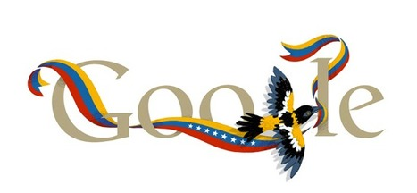 #5deJulio - El Doodle de Google - ¿Independencia? #Venezuela | Happy 5th of July !!!! :( | Scoop.it