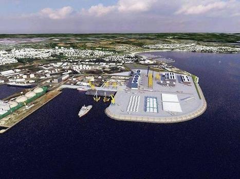 Energie renouvelables. Brest joue à fond la carte des énergies marines | Ouest France Entreprises | EMR | Scoop.it