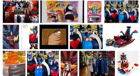 "Expo-vente ""Made in Japan, 1960-1980"", 08 October 2013 - Manga news   Vente aux encheres mobilier  design et pop culture   Scoop.it"